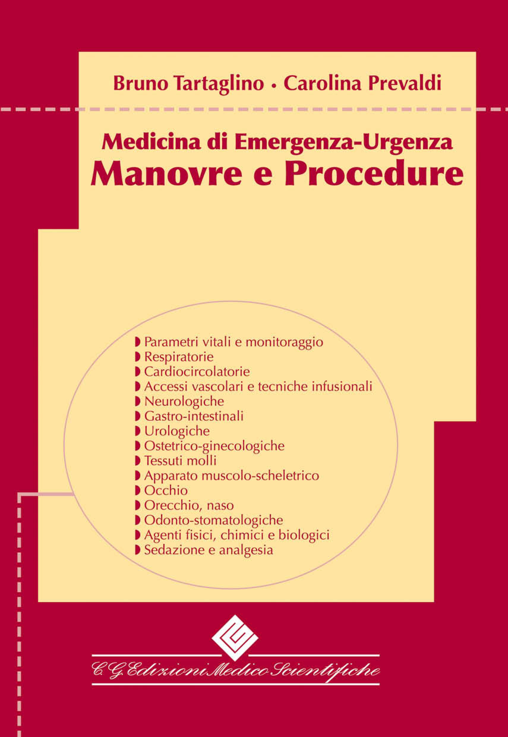 Manovre e Procedure - Medicina di Emergenza-Urgenza
