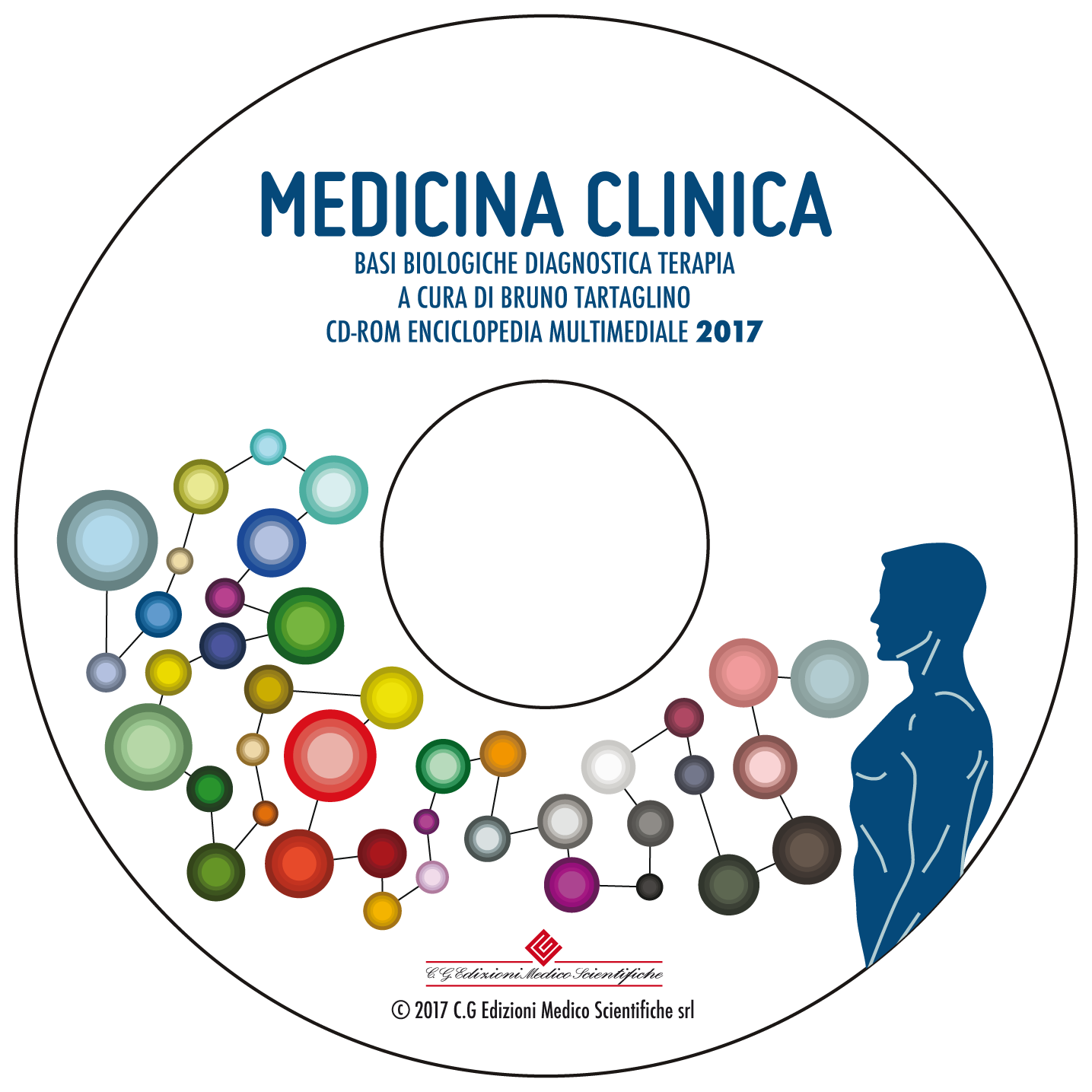Medicina Clinica 2017 - Basi biologiche Diagnostica Terapia CD Rom