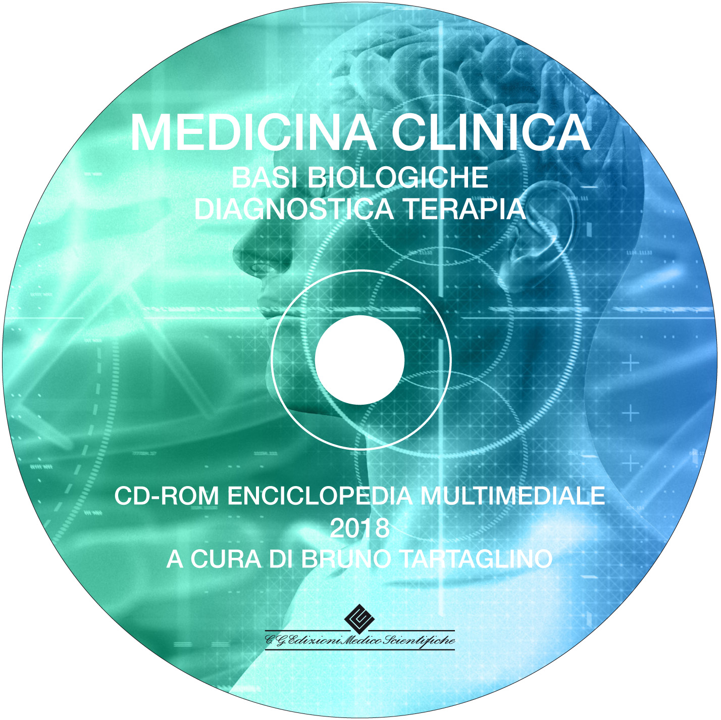 Medicina Clinica 2018 - Basi biologiche Diagnostica Terapia CD Rom